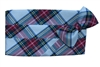Dress Stewart Plaid Cummerbund & Bow Set