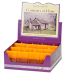 Aromatherapy Two Scented Square Votives - Comforts of Home - Cinnamon & Mandarin