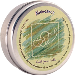Herbal Travel Scent - Abundance
