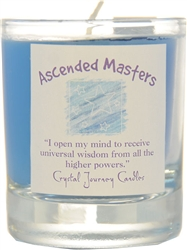 Herbal Magic Filled Votive Holders - Ascended Masters and Guides