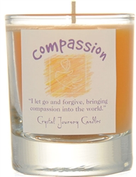 Herbal Magic Filled Votive Holders - Compassion
