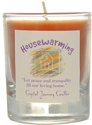 Herbal Magic Filled Votive Holders - Housewarming