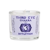 <!021>Chakra - Soy Filled Votive Holder - Third Eye