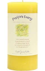 Herbal 3x6 Pillars - Positive Energy