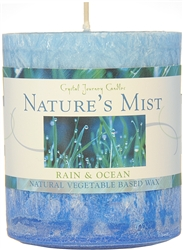 Natural Pillars - Nature's Mist