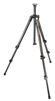 Manfrotto 055 Carbon Fiber V3 Legs w/ 804 RC2 Head