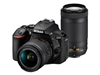 Nikon D5600 Double Zoom Lens Kit