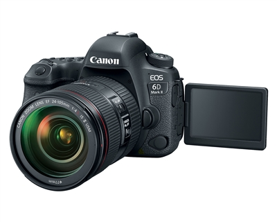 Canon EOS 6D Mark II with 24-105mm f/4 L IS II