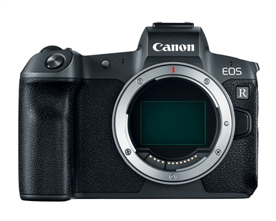 Canon EOS R 30MP Mirrorless DSLR (Body Only)