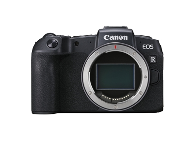 Canon EOS RP 26MP Mirrorless DSLR (Body Only)