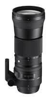 Sigma 150-600mm  DG HSM Contemporary Lens for Nikon Mount
