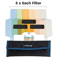 Rogue Flash Color Correction Gels Kit