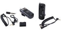 RPS 3-in-1 Wireless Remote
