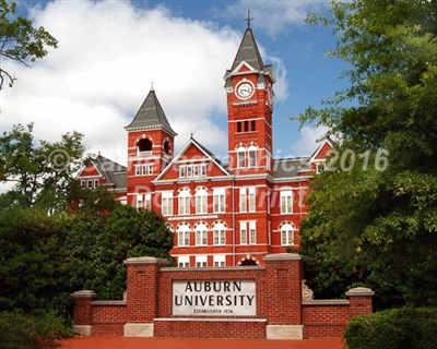 Samford Hall at Auburn University