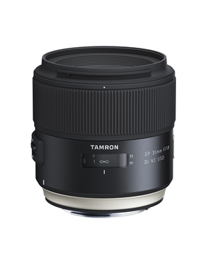 Tamron SP 35mm F/1.8 Di VC  (for Canon)