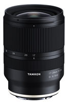 Tamron 17-28mm F/2.8 Di III RXD for Sony