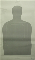 US Customs TQ-15R - Reduced 25 Yd Target - Box of 1000