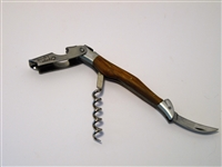 Laguiole Sommelier wine opener-Cepage-Olive wood