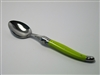 Laguiole Table Spoons-Chartreuse Green