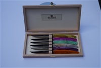 French table knives, French steak knives, Le Thier table knives, French Le Thier table knives, high quality table knives,