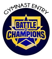 Gymnast Entry Fee : Battle of the Champions
