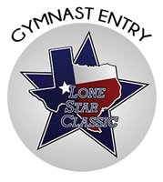 Gymnast Entry Fee : Lone Star Classic