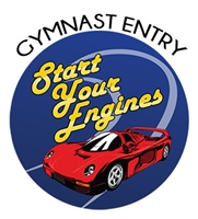 Gymnast Entry Fee : Start Your Engines