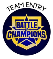 Team Entry Fee : Battle of the Champions
