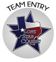 Team Entry Fee : Lone Star Classic
