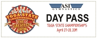 2019 TGGA State Championships Fast Pass : April 27-28,2019