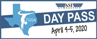 2020 TGGA State Championships Fast Pass : April 4-5,2020