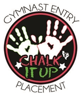 Gymnast Entry Fee - Placement  : Chalk It Up