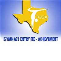 Gymnast Entry Fee - Achievement  : State Championships