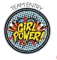 Team Entry Fee : Girl Power