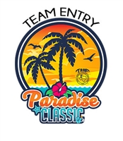 Team Entry Fee : Paradise Classic
