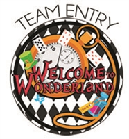Team Entry Fee : Welcome to Wonderland