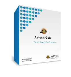 Aztec Software's 1 month GED Preparation Solution