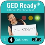 2014 GED Ready The Official Practice Test