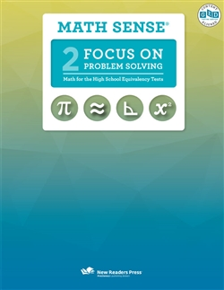 Math Sense: Focus on Problem Solving