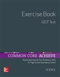 Common Core Achieve GED Exercise Book: Reading & Writing