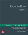 Common Core Achieve 2014 GED Exercise Book: Reading & Writing