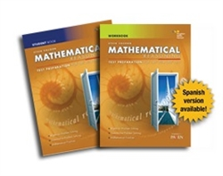 Steck-Vaughn GED Test preparation Student Print Bundle Mathematical Reasoning