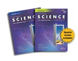 Steck-Vaughn GED Test preparation Student Print Bundle Science