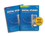 Steck-Vaughn GED Test preparation Student Print Bundle Social Studies