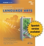 Steck-Vaughn GED Test preparation Student Edition Reasoning Through Language Arts 2014