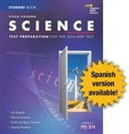 Steck-Vaughn GED Test preparation Student Edition Science 2014