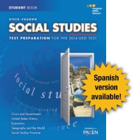 Steck-Vaughn GED Test preparation Student Edition Social Studies