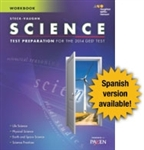 Steck-Vaughn GED Test preparation Student Workbook Science 2014