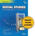 Steck-Vaughn GED Test preparation Student Workbook Social Studies
