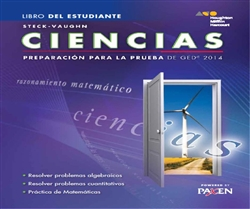 Steck-Vaughn GED Test preparation Spanish Student Edition Science